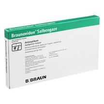 Produktbild Braunovidon Salbengaze 10x20