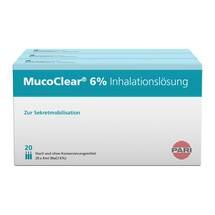 Produktbild Mucoclear 6% Nacl Inhalationslösung