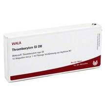 Thrombocyten GL D 8 Ampullen