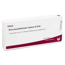 Produktbild Reticuloendotheliales sys. GL D30 Ampullen