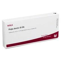 Produktbild Pulpa Dentis GL D 6 Ampullen