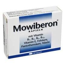 Produktbild Mowiberon Kapseln