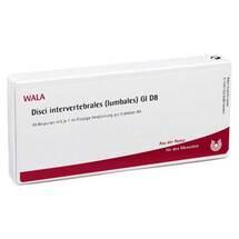 Produktbild Disci Intervertebralie lumbales GL D 8 Ampullen