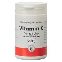Produktbild Vitamin C Canea Pulver