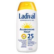 Produktbild Ladival allergische Haut Gel LSF 25