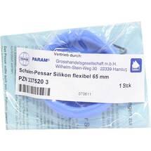 Produktbild Schalenpessar Silikon 65 mm flexibel