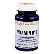 Vitamin B12 GPH 3 µg Kapseln