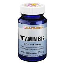 Produktbild Vitamin B12 GPH 3 µg Kapseln