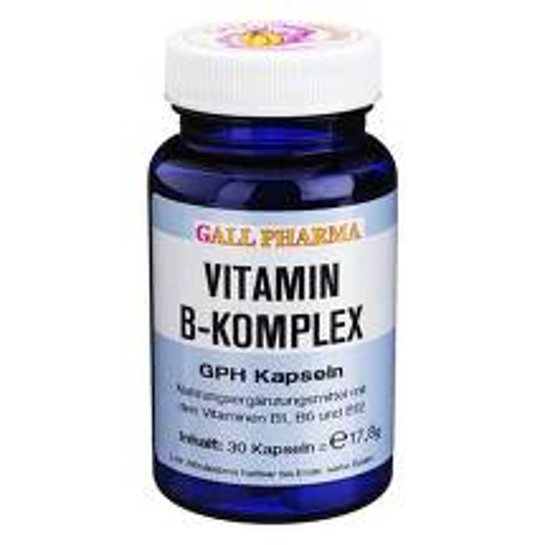 Produktbild Vitamin B Komplex GPH Kapsel