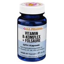 Produktbild Vitamin B Komplex + Folsäure Kapseln