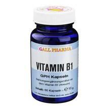 Vitamin B1 GPH 1,4 mg Kapseln