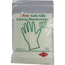 Handschuhe Einmal Anti Aids Erfahrungen teilen