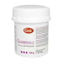 Caelo Glaubersalz Natriumsulfat-Decahydrat