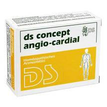 Produktbild DS Concept Angio Cardial Tabletten