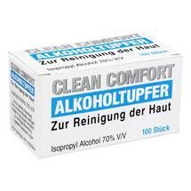 Produktbild Alkoholtupfer