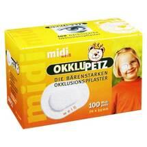 Okklupetz Midi weiß