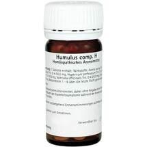 Humulus comp. H Tabletten