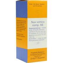 Produktbild Nux vomica comp. SE Tabletten