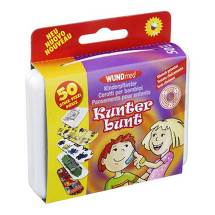 Produktbild Kinderpflaster Kunterbunt