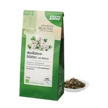 Weissdornblätter mit Blüten Arzneitee bio Salus