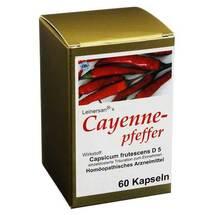 Produktbild Cayennepfeffer Kapseln