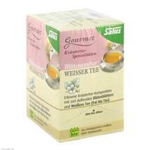 Weisser Tee Blütenzauber Beutel Salus