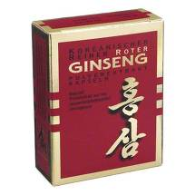 Produktbild Roter Ginseng Extrakt Kapsel