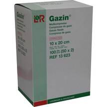 Produktbild Gazin Kompressen 10x20cm 8fa