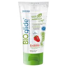 Produktbild Bioglide Erdbeer Gel