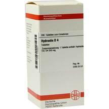 Produktbild Hydrastis D 4 Tabletten