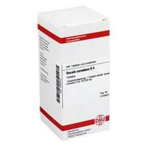Produktbild Secale cornutum D 4 Tabletten