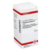 Produktbild Phosphorus amorph. D 6 Tabletten
