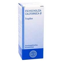 Produktbild Eschscholzia Cal. Urtinktur flüssig