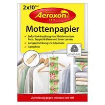 Produktbild Aeroxon Mottenpapier