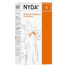 Nyda gegen Läuse und Nissen Pumplösung