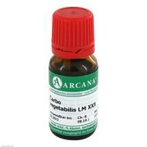 Carbo vegetabilis Arcana LM 30 Dilution