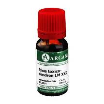 Rhus toxicodendron Arcana LM 30 Dilution