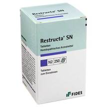 Produktbild Restructa SN Tabletten