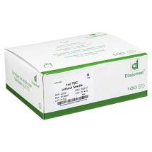 Produktbild Dispomed Tbc Spritze ohne Kanüle 1ml