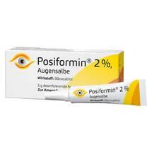 Produktbild Posiformin 2% Augensalbe