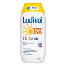 Ladival Kinder Sonnenmilch LSF 50 +