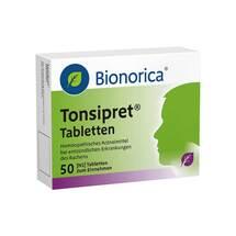 Produktbild Tonsipret Tabletten
