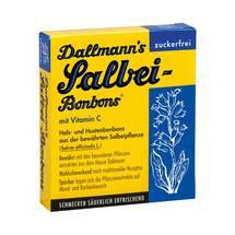 Dallmanns Salbeibonbons zuckerfrei Erfahrungen teilen