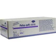 Produktbild Peha Soft nitrile Untersuchungshandschuhe puderfrei unsteril L