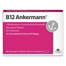 Produktbild B12 Ankermann überzogene Tabletten