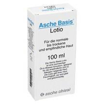 Asche Basis Lotio