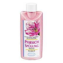 Pfirsich Medicinal Haar Spülung Floracell