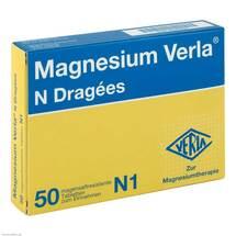 Produktbild Magnesium Verla N Dragees