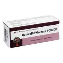 Produktbild Rauwolfiaviscomp Schuck Tropfen