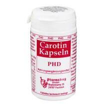 Produktbild Carotin Kapseln